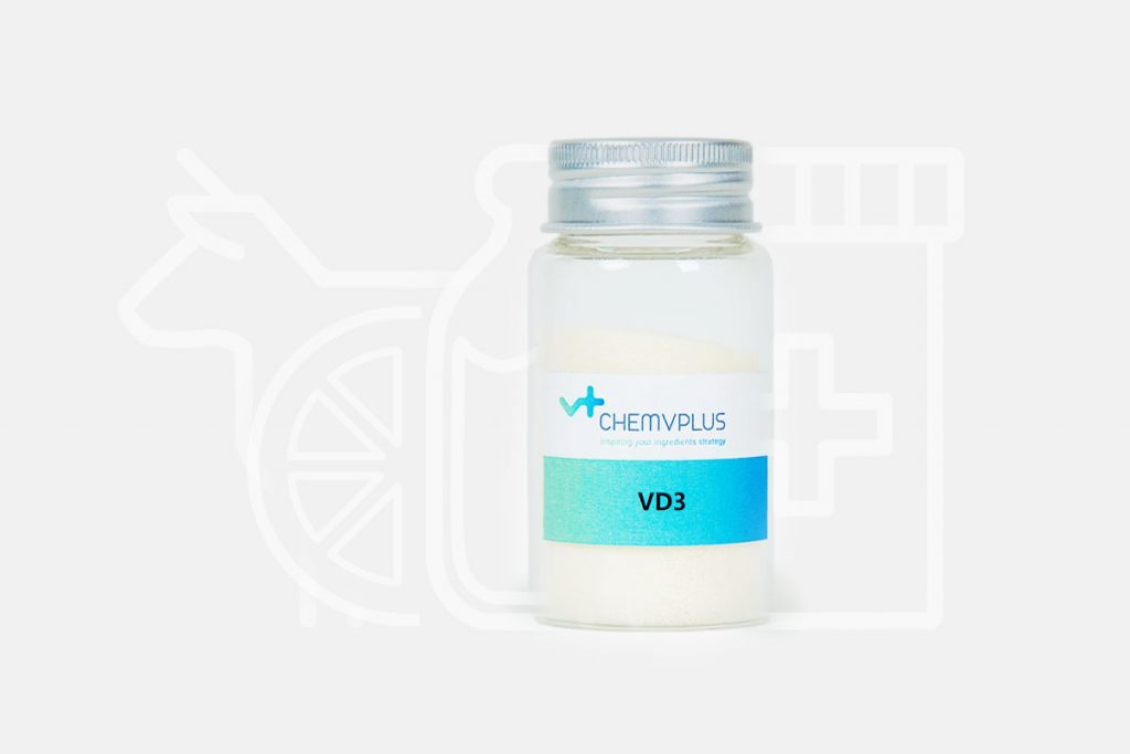 Chemvplus Vitamin D3 supplier